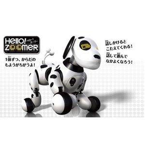 オムニボット(Omnibot)シリーズ Hello!zoomer(ハローズーマー) - 拡大画像