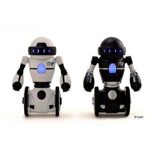 オムニボット(Omnibot)シリーズ Hello! MiP(ハローミップ) Black ver. - 拡大画像