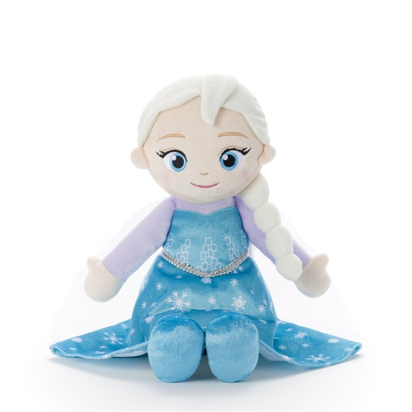 アナと雪の女王 ぬいぐるみ エルサ
