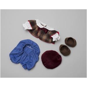 夢コレ44 ベレー帽付きお洋服セット(靴付き)※男女兼用