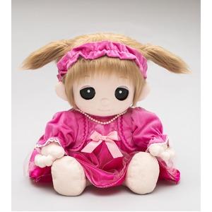ピンクドレス(  カチューシャ、パンツ付き)