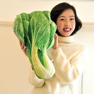 リアルクッション 青梗菜 - 拡大画像