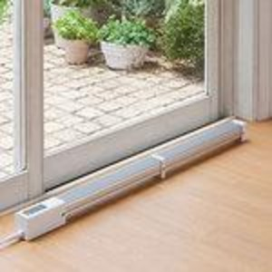 窓下ヒーター(結露防止ヒーター) 90cmタイプ 転倒感知/温度過昇防止/切り忘れ防止機能付き - 拡大画像