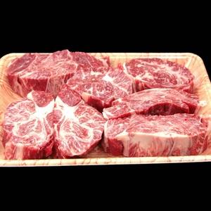 黒毛和牛A4・A5等級スネ肉 1kg (500g×2パック)
