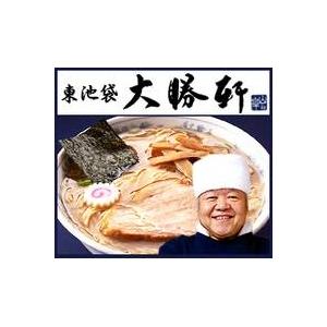 これぞ元祖つけ麺 東池袋大勝軒の「特製もりそば」「中華そば」 (5食×2 計10食セット) - 拡大画像