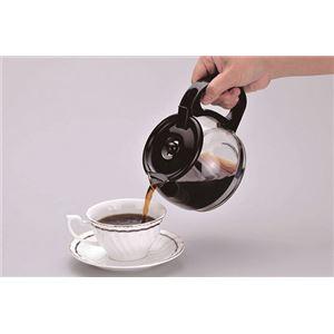 SCM-05(B) HOME SWAN コーヒーメーカー 5カップ - 拡大画像