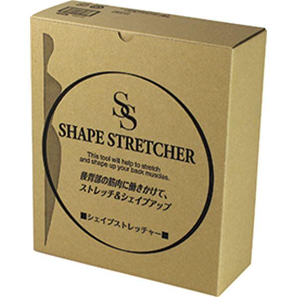 シャイプストレッチャー 【約272×321×120mm】 かかと用保護シール付き 箱入り 〔リビング ダイニング ベッドルーム〕