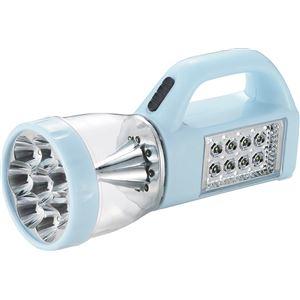 トリプル8 LEDライト/照明器具 【約200×85×95mm】 LED×24球 単3電池対応 〔防災用品 避難用具〕