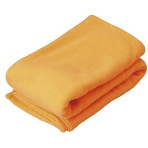 非常用圧縮毛布/防災寝具 【約2000×1200mm】 カビ 害虫対策仕様 ポリエステル 〔〕 - 拡大画像