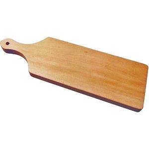 ブナ製 カッティングボード 【大サイズ】 445×130×20mm 木製 〔キッチン 台所〕 - 拡大画像