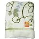 あったか発熱毛布 ホットテックス(HOT TEX) ニューマイヤー毛布 シングル ルント柄グリーン - 縮小画像6