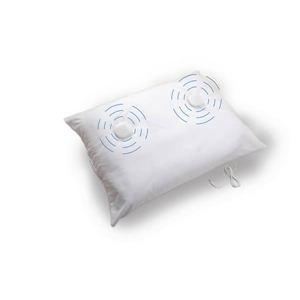 Sound Oasis(サウンドオアシス) 睡眠セラピー枕 SP-150 (枕&スピーカーセット) 【快眠・リラクゼーションサポート】 - 拡大画像