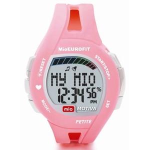 Mio(ミオ) 心拍計測機能付きスポーツ腕時計 Motiva Petite Pink(モティバ プチ ピンク) 【ランニングウォッチ】 - 拡大画像
