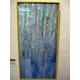齋藤いさおこ作板絵 からくーむシリーズ 「交じり合う色々」 - 縮小画像1