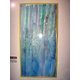 齋藤いさおこ作板絵 からくーむシリーズ 「交じり合う色々」 - 縮小画像2