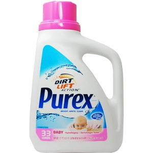 PUREX(ピューレックス) ベビーリキッド 1470ml(2倍濃縮)×6本セット - 拡大画像