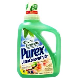 輸入洗剤 PUREX(ピューレックス) ナチュラルエレメント チェリーブロッサム&バニラ 1470ml×6本 - 拡大画像