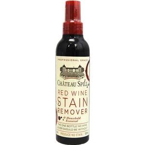 シャトースピル レッドワイン用シミ落としスプレー 【120ml×6本】 - 拡大画像