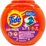洗濯用洗剤 TIDE PODS(タイドポッズ)スプリングメドー 42回分