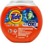 洗濯用洗剤 TIDE PODS(タイドポッズ) ウルトラオキシ 43回