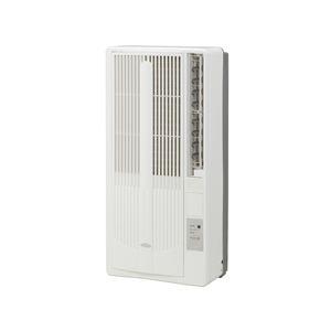 KOIZUMI コイズミ 冷房除湿専用ルームエアコン KAW-1804/W - 拡大画像