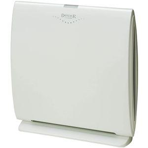 TOYOTOMI トヨトミ デュアールクリーン 空気清浄機 ブリリアントホワイト - 拡大画像