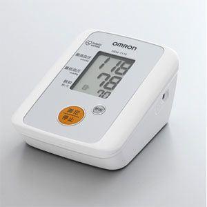 OMRON(オムロン) 上腕式自動血圧計 HEM-7115 - 拡大画像