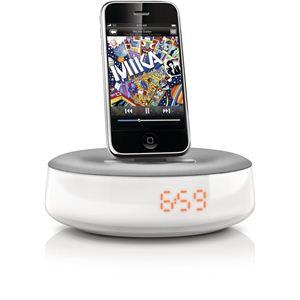 PHILIPS(フィリップス) iPodドッキングスピーカー Fidelio(フィデリオ) DS1100 - 拡大画像