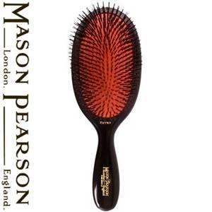 MASON PEARSON(メイソンピアソン) 猪毛ブラシ エクストララージブリッスル 【正規輸入品】 - 拡大画像