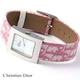 【訳あり・在庫処分】Christian Dior(クリスチャンディオール) トロッター ピンク 052110A008 - 縮小画像1