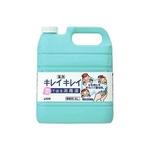 【LION】キレイキレイ 薬用泡で出る消毒液(4リットル) 3本セット