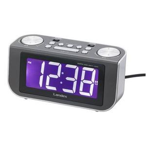2010年Landex製LED置時計最新機種!【スクラッチ】 - 拡大画像