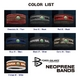 POWER BALANCE NEOPLANE BANDS(パワーバランス ネオプレーンバンド) ブルー(ネイビー)×ブラック/M - 縮小画像2