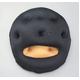 電気を使わない 暖か足温器 Cubeads「ペチカ」(色:外面/黒、中面/オレンジ) - 縮小画像2