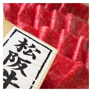 【証明書付き】最高級松阪牛特選すき焼き用赤身もも肉【A5等級限定】3〜4人前 - 拡大画像