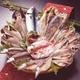 沼津「奧和」のひもの詰合せ7種(18枚)あじ、さんま、かます、金目鯛、えぼ鯛、ほっけ、さば - 縮小画像1