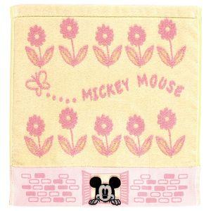 ディズニー ミッキーマウス ハロー ウォッシュタオル 【3セット】 - 拡大画像