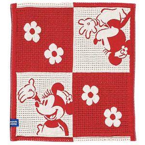 ディズニー ミニーマウス 和ミニー ウォッシュタオル 【3セット】 - 拡大画像