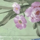 羽毛布団のリフォーム(打ち直し)【お手軽コース】(ダブル掛→シングル掛2枚/ツインキルト仕立)【ミュート】グリーン 綿100% - 縮小画像5