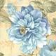 羽毛布団のリフォーム(打ち直し)【お手軽コース】(ダブル掛→シングル掛2枚/普通仕立)【19212】ブルー 綿100% - 縮小画像5