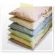足専用の羽毛布団 フットロール グリーン - 縮小画像3