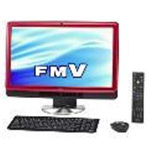 FUJITU(富士通) FMV-DGSKPOWGR F/G70T(ルビーレッド) - 拡大画像