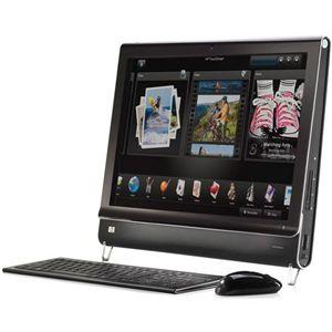 HP(ヒューレットパッカード) TouchSmart PC 300-1030jp NY658AA-AAAA - 拡大画像