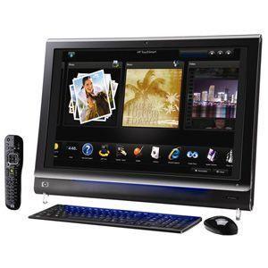 HP(ヒューレットパッカード) TouchSmart PC IQ837jp NC905AA-AAAA - 拡大画像