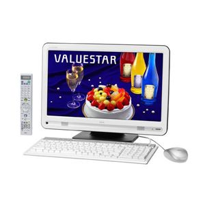 NEC(日本電気) PC-VE570WG VALUESTAR E - 拡大画像