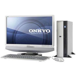 ONKYO(オンキョー) デスクトップパソコン ONKYO S505 S505A5/21W1 - 拡大画像