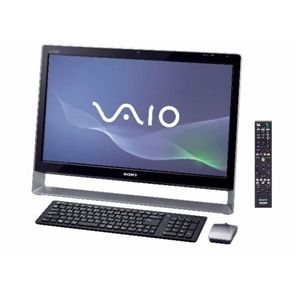 SONY(ソニー) VAIO Lシリーズ L128 Win7HomePremium 64bit Office シルバー VPCL128FJ/S - 拡大画像