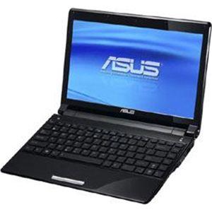 ASUS ノートパソコン 12.1型ワイドノートPC UL20A Black UL20A-2X123BK ブラック - 拡大画像