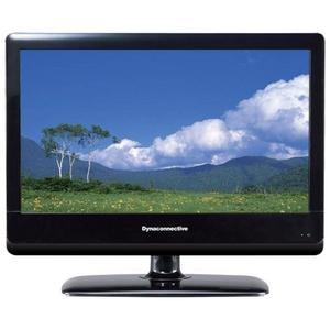Dynaconnective(ダイナコネクティブ) 18.5V型デジタル液晶テレビ DY-185SDK200-B - 拡大画像