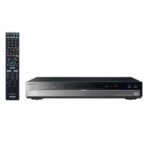 SONY(ソニー) デジタルハイビジョンチューナー内蔵HDD搭載ブルーレイディスクレコーダー HDD500GB BDZ-RX50 - 拡大画像